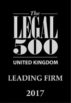 The Legal 500 2017 - Leading Firm