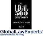Recommended Lawyer 2020 and Recommended Attorney