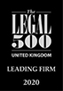 The Legal 500 2020 - Leading Firm