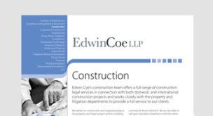 Construction Factsheet