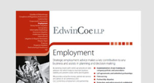 Employment Factsheet