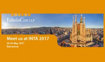 Meet us at INTA 2017