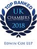 Chambers UK 2018 - Leading Firm