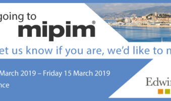 Meet us at MIPIM 2019