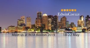 Meet us at INTA 2019