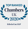 Chambers UK 2020 - Leading Firm