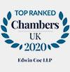 Chambers UK 2020 - Leading Firm
