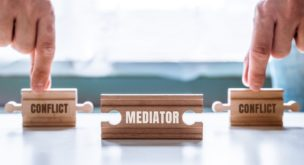 Litigation podcast series – Mediation: one particular way to resolve your dispute
