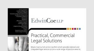 About Edwin Coe