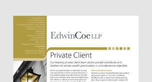 Private Client Factsheet
