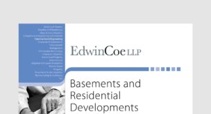 Basements and Residential Developments