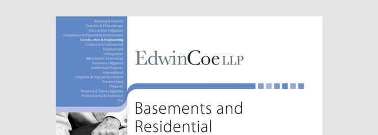 basement & residential developments